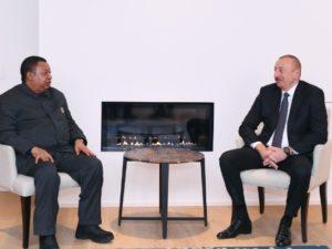 """""""Bu, bizim ümumi məqsədimiz idi"""" – Prezident + Fotolar"""