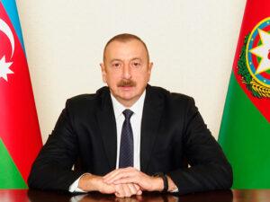 Prezident Azərbaycan qadınlarını TƏBRİK ETDİ