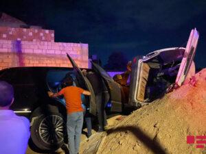 """""""Range Rover""""i Elşad Kərbalayevin sürdüyü təsdiqləndi, həbs edildi"""